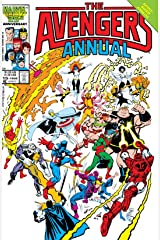 Avengers (1963-1996) Annual #15 Kindle Edition