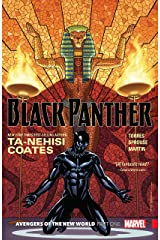 Black Panther Vol. 4: Avengers of the New World Part 1 (Black Panther (2016-2018)) Kindle Edition