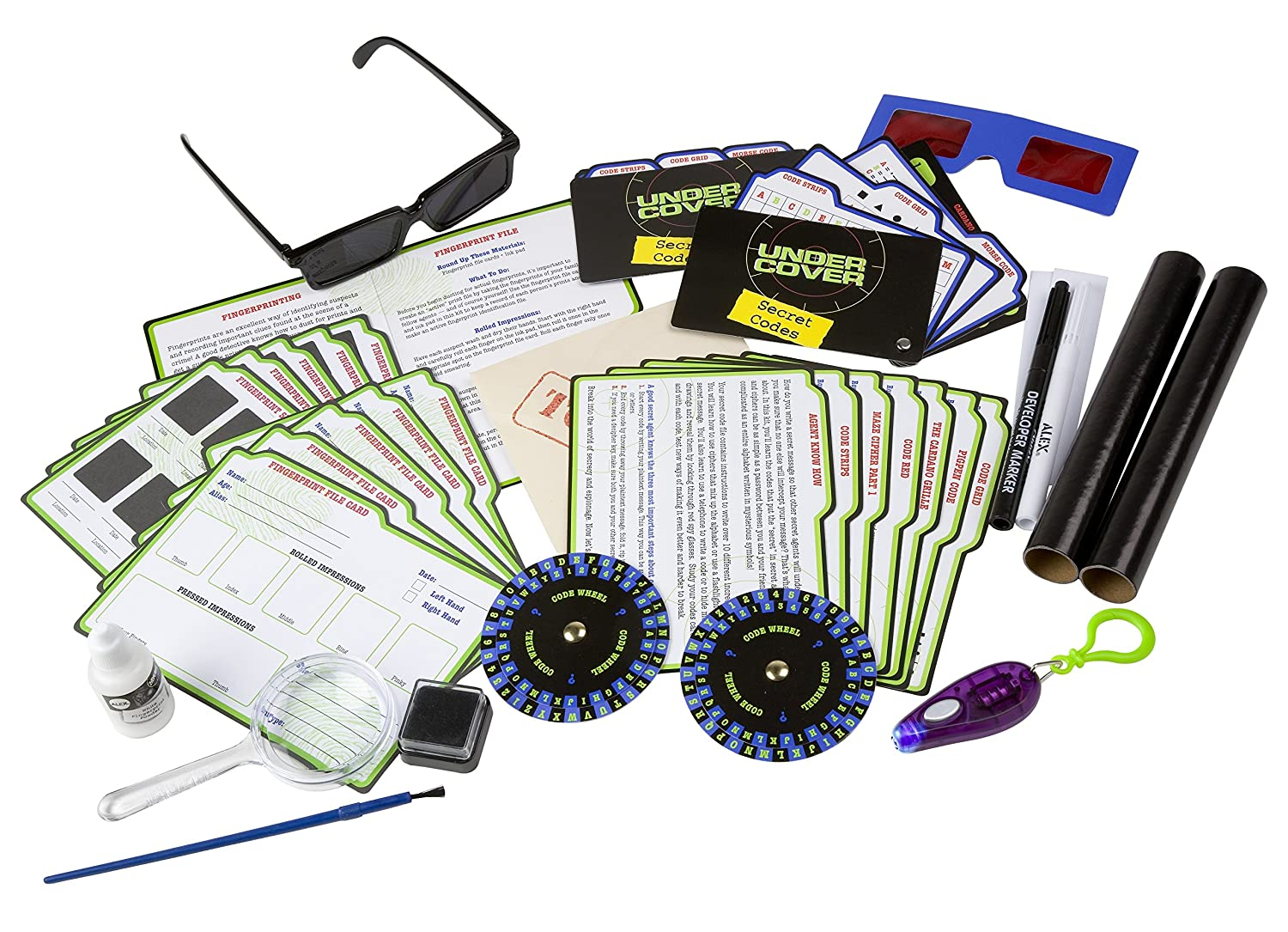 Alex Super Sleuth Kit Kids Spy Kit