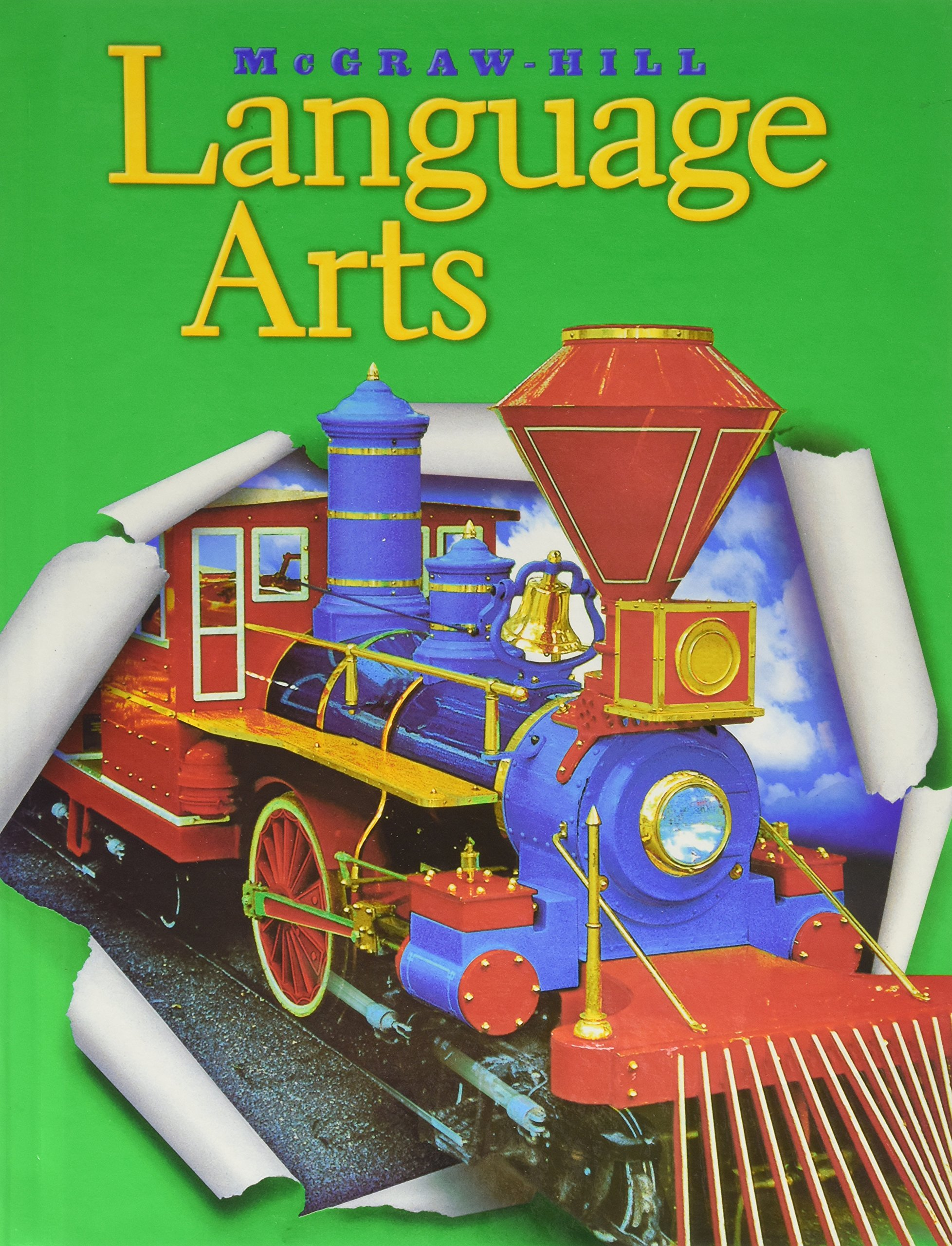 McGraw-Hill Language Arts Grade 3 by Macmillan/McGraw-Hill School