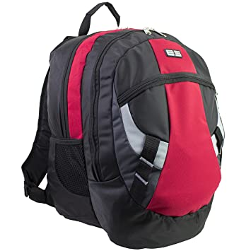 7ad613ba7712 Eastsport Multifunctional Sports Backpack for School, Travel and Outdoors