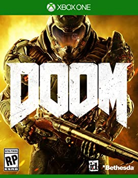 Doom Collector's Game for Xbox One