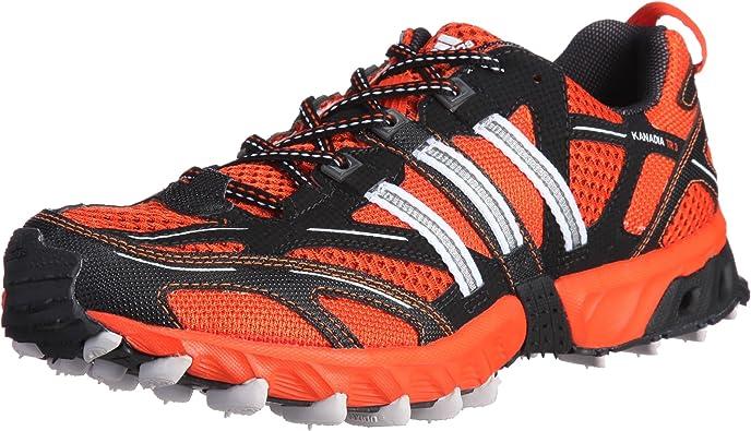 terciopelo césped Relativo  Amazon.com: adidas Kanadia TR3 Trail Zapatillas de running, negro, 8.5:  Shoes