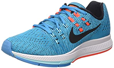 2450e9fd05ed Image Unavailable. Image not available for. Color  Nike Womens Air Zoom  Structure 19 Running Trainers ...