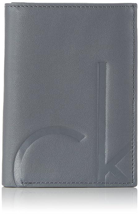 Calvin Klein Jeans Clark NS 8CC + Coin + Pass - Monedero de ...