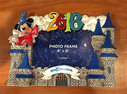 Amazon.com - Walt Disney World Parks 2016 Frame Holds 4 x 6 Photo NEW -