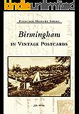 Birmingham in Vintage Postcards (Postcard History Series)