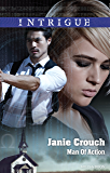 Man Of Action (Omega Sector: Critical Response Book 4)