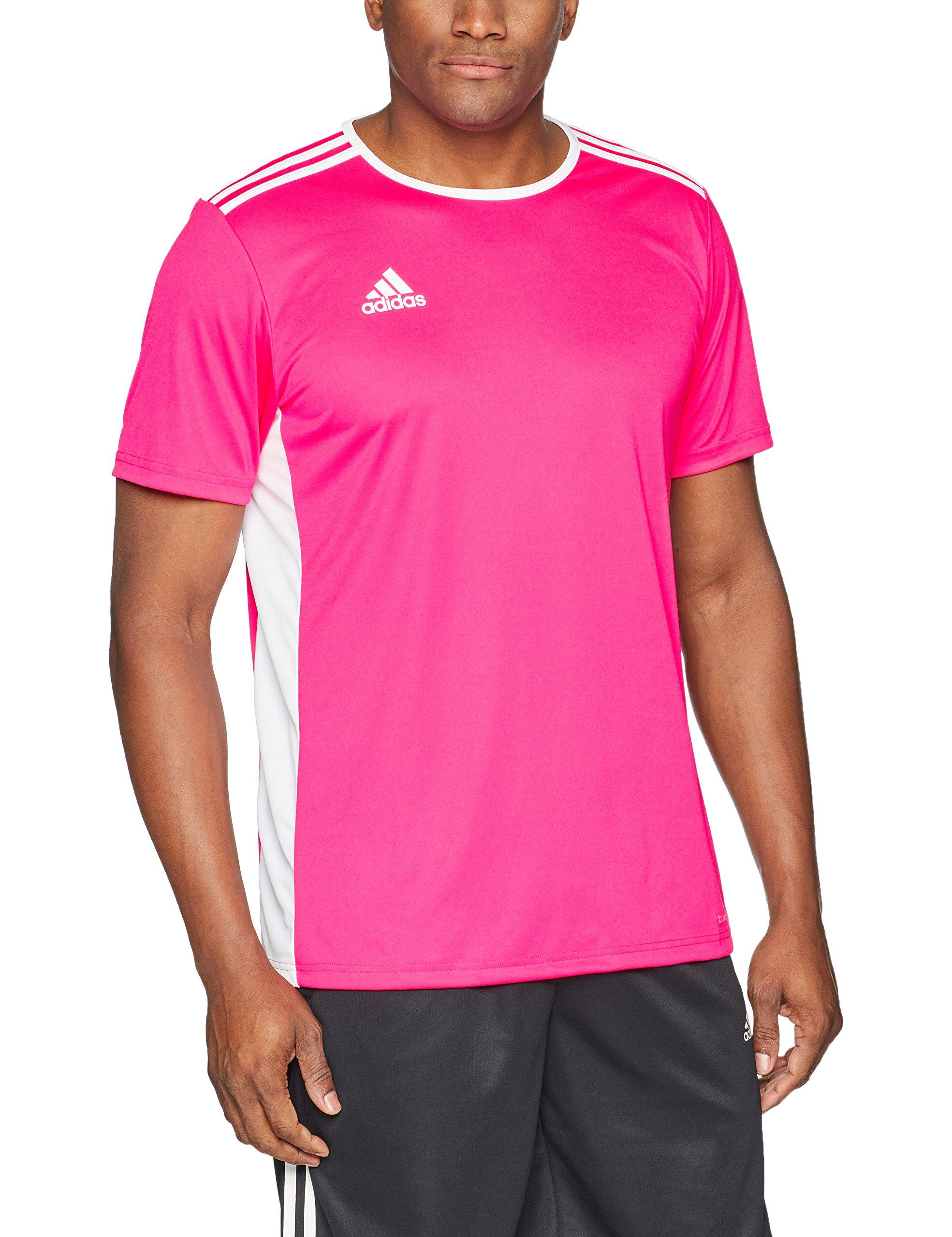 c2a161987 Galleon - Adidas Men s Soccer Entrada 18 Jersey