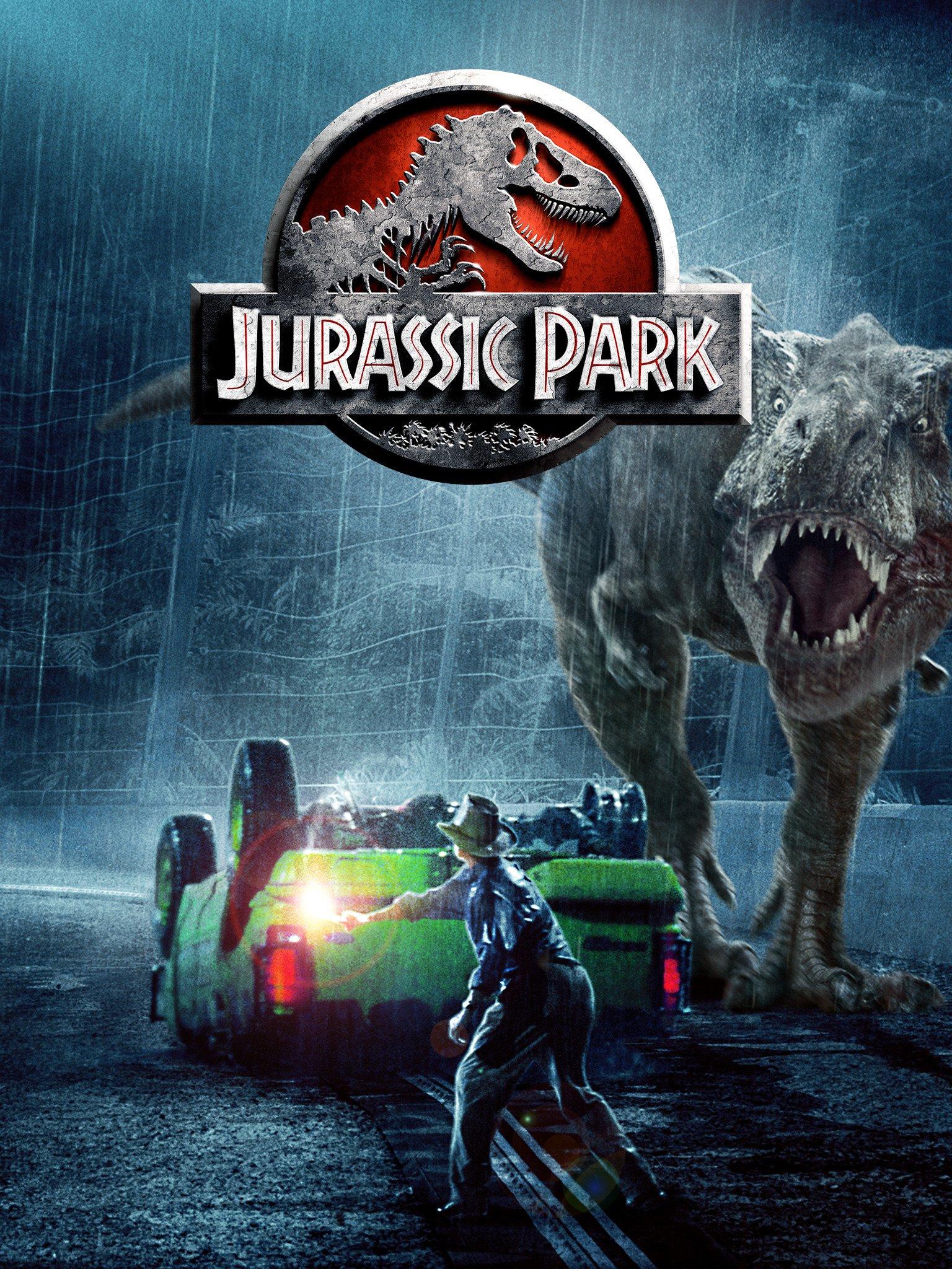 Watch Jurassic Park Prime Video 1 Studio Tyrannosaurus Rex 1993 15