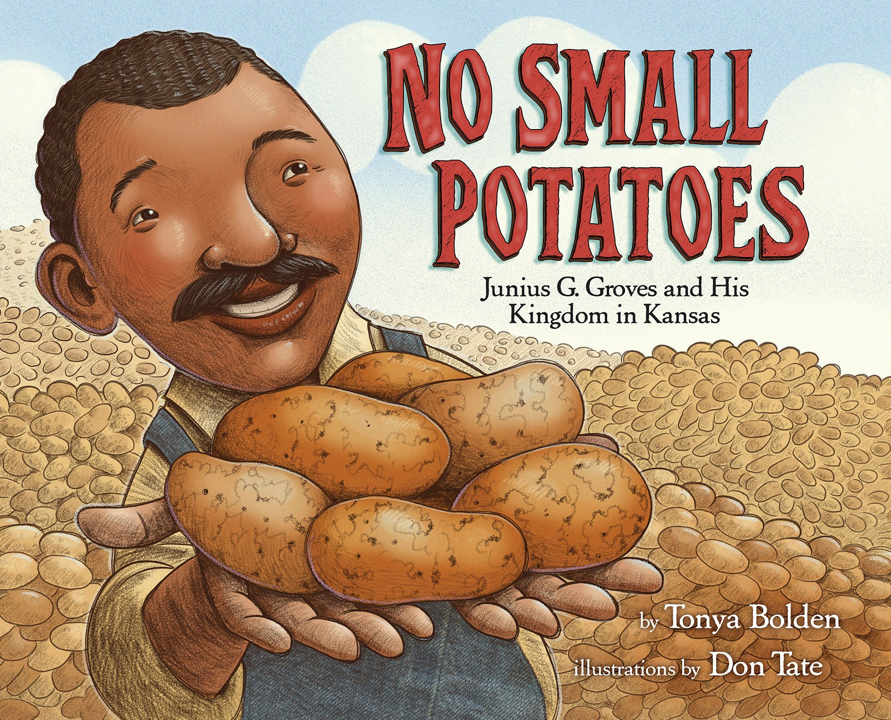 Image result for no small potatoes amazon