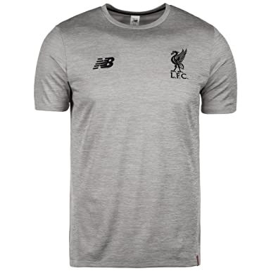2a25c6775969e New Balance Elite Liverpool Football Club Training Shirt Men, grey ...