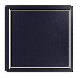 Pioneer X-Pando Magnetic Album, Navy Blue Pioneer Photo Albums PMV-206/NB