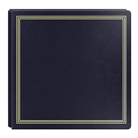 Pioneer Photo Albums Pmv 206nb X Pando Magnetic Album Navy Blue
