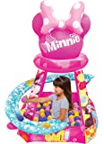 Minnie Mouse Big Heart & Bows Playland with 50 Balls