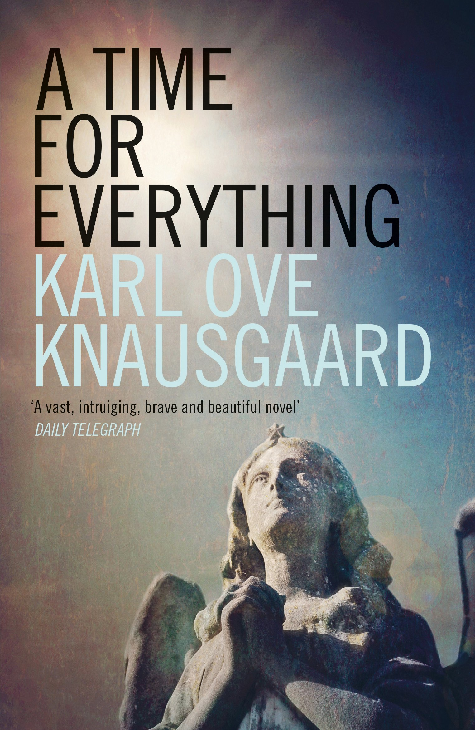 amazon a time for everything karl ove knausgaard contemporary