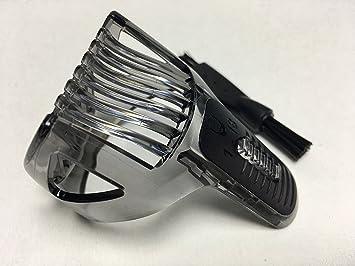 Peine de cortapelos para barba, accesorio para Philips QG3332 ...