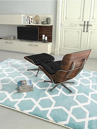 Benuta Teppich benuta teppich sun kunstfaser türkis 120 x 170 0 x 2 cm amazon