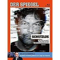 DER SPIEGEL 3/2019: Schutzlos