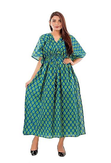 7828d969ea Handicraft-Palace Women s Cotton Maternity Gown(KL-140