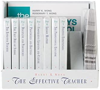 The Effective Teacher: The First Days of School