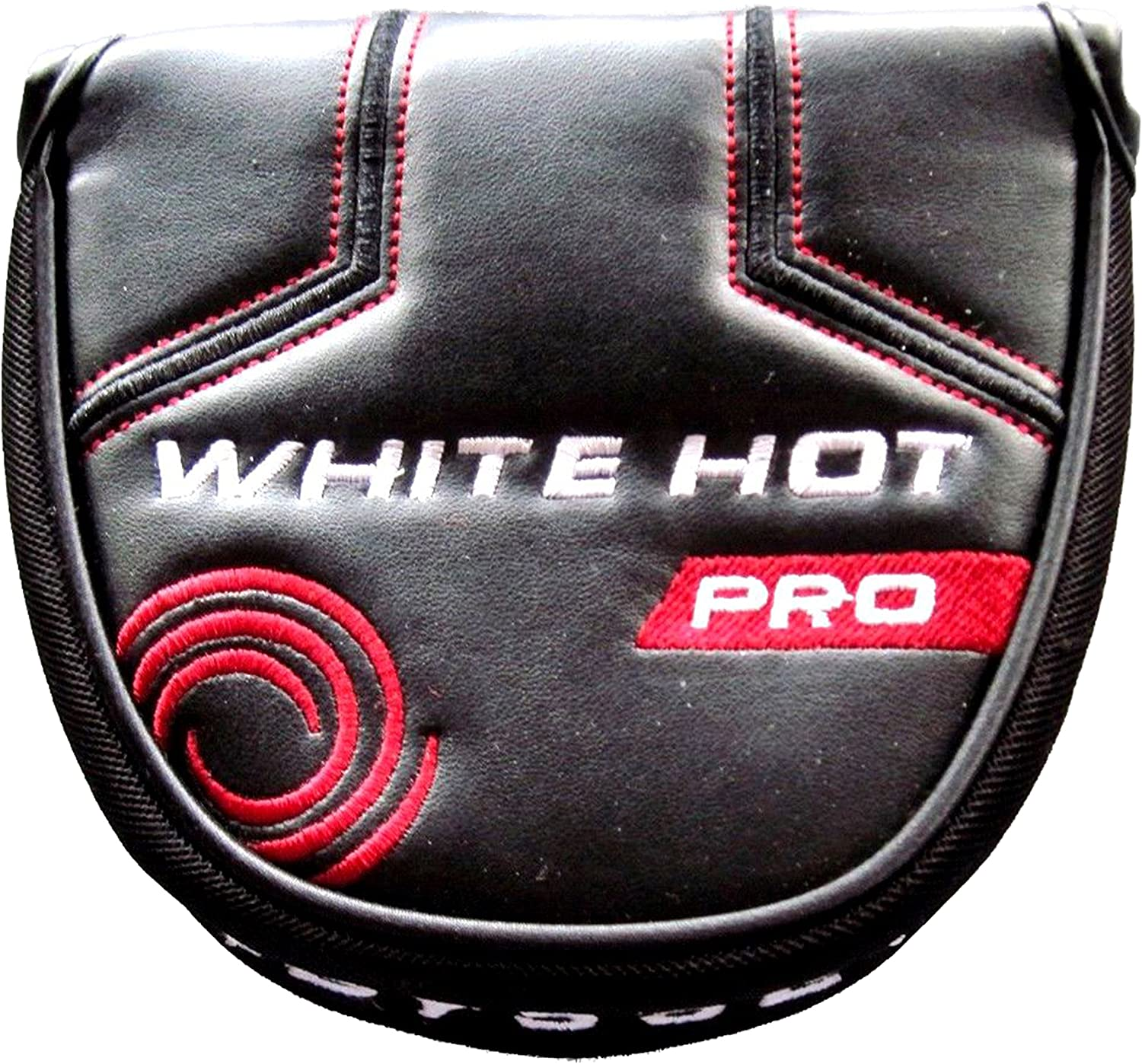 NEW Odyssey White Hot Pro Mallet Putter Cover Headcover : Golf Club Head Covers : Sports & Outdoors