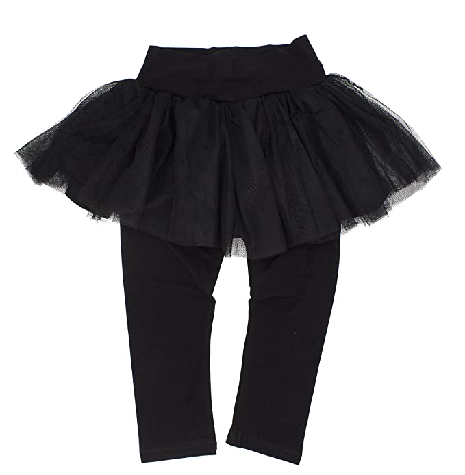 4cc8f31ee5096 Amazon.com: stylesilove Toddler Girl Soft Tutu Legging Pants: Clothing