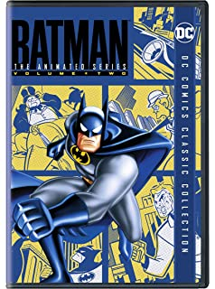 amazon com batman the animated series volume one dc comics