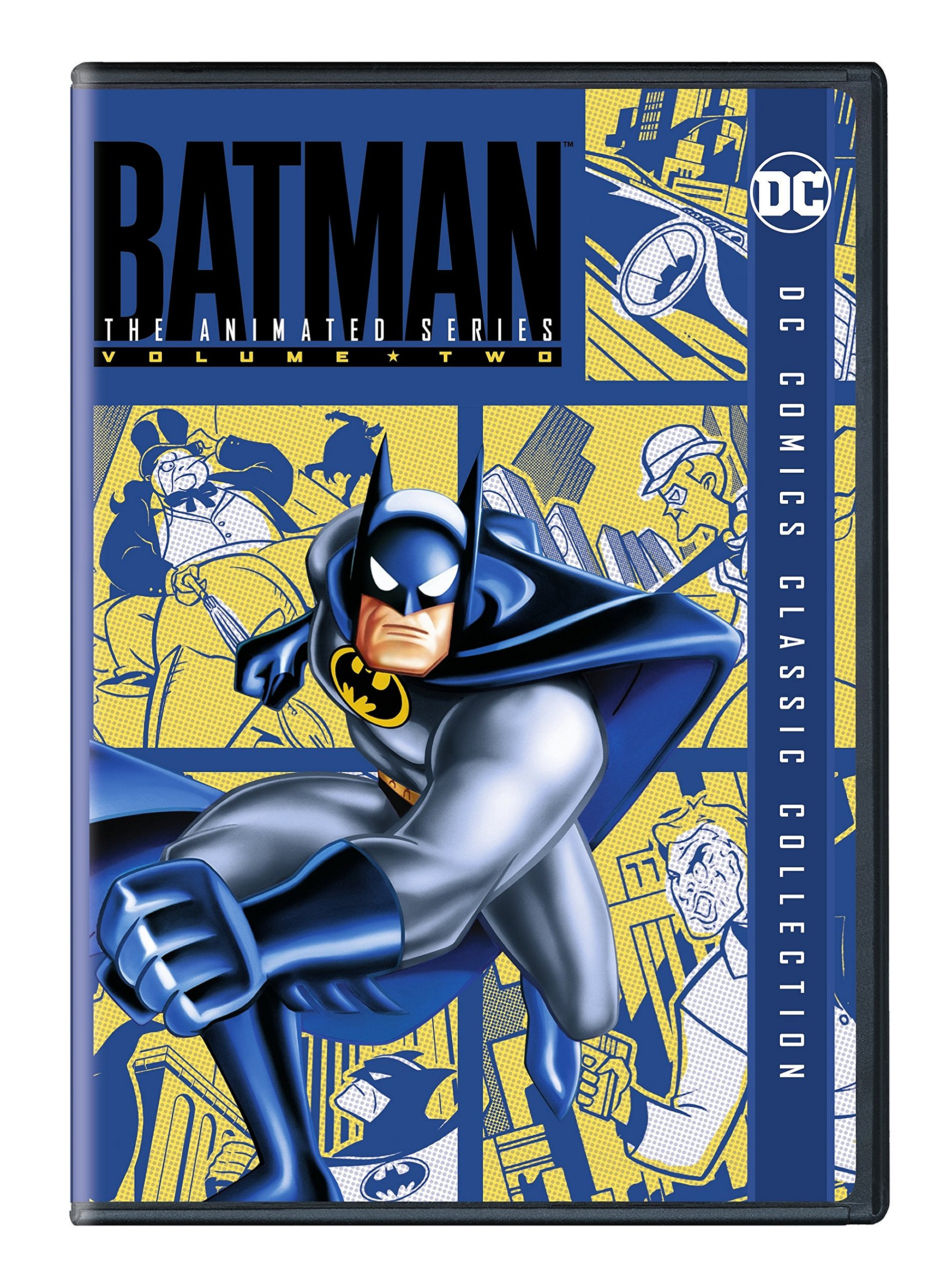 Batman: The Animated Series: The Complete Second Volume