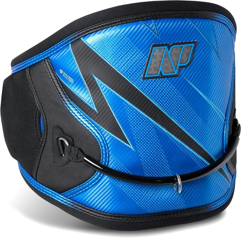 NP Surf Flash estándar liberación Kitesurf arnés de Cintura, Azul ...
