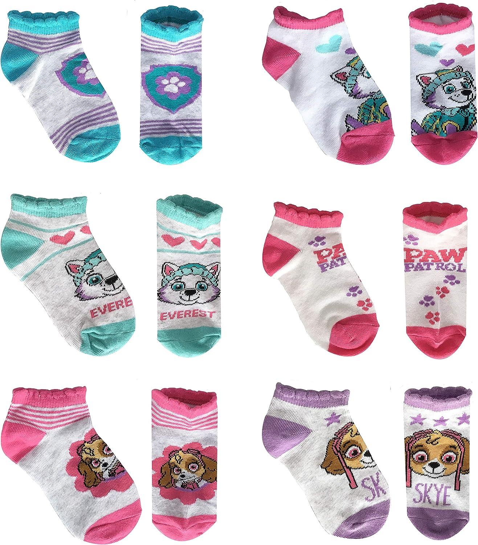 3 Pairs Boys Girls Kids Paw Patrol Spiderman Socks Size Uk 6-2 Eu 23-34 Us 7-3