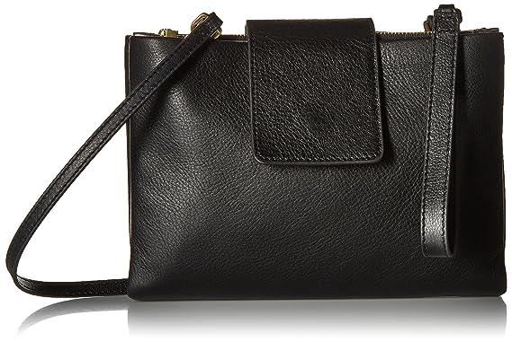 Fossil Carly Mini Bag, Black  Handbags  Amazon.com 45f7a2c078