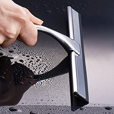 Bathroom Shower Squeegee by HASKO Accessories