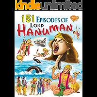 Episodes of Lord Hanuman (151 World Famous Classics Book 48) (English Edition)