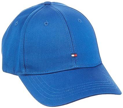 a824c0a1 Tommy Hilfiger Men's Classic BB Baseball Cap, Blue (Victoria Blue Pt), One