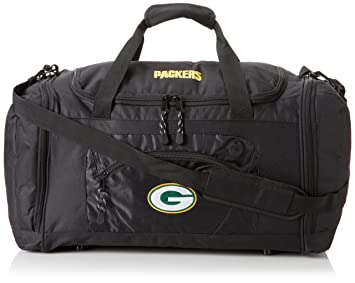 e96859d7350a NFL Green Bay Packers Roadblock Duffel Bag