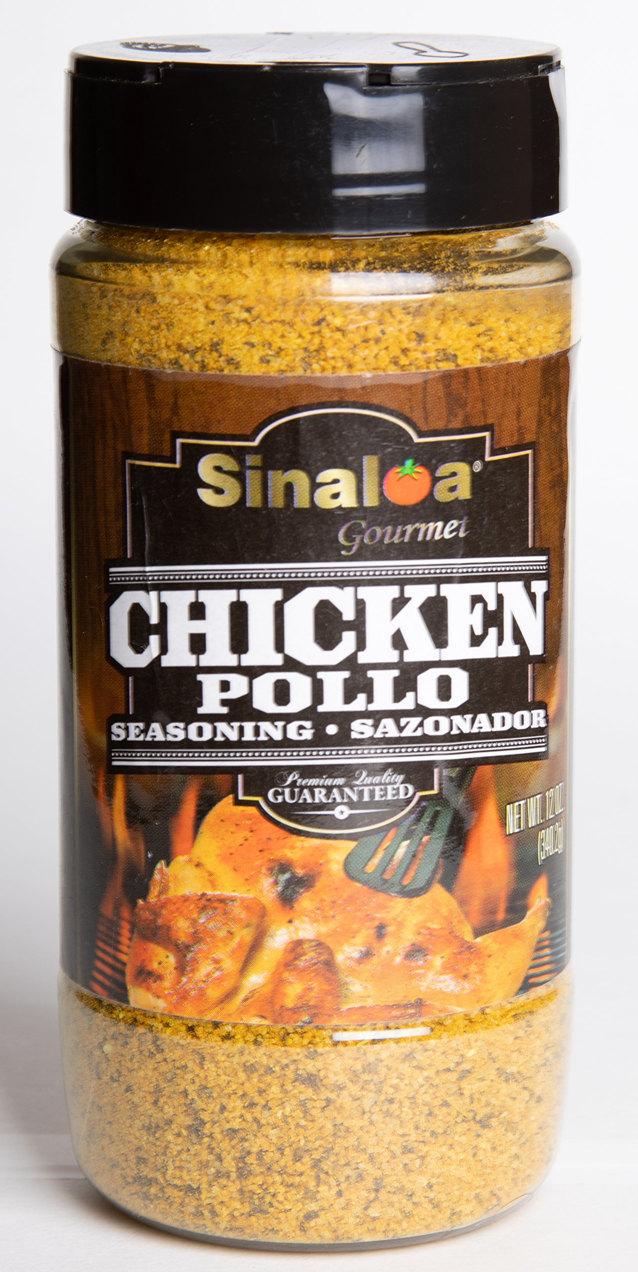 Salsa Sinaloa Chicken Seasoning (Sazonador de Pollo) 12 oz
