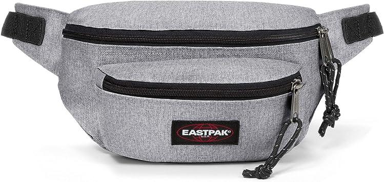 Comprar Eastpak Doggy Bag Riñonera, 27 cm, 3 L, Gris (Sunday Grey)
