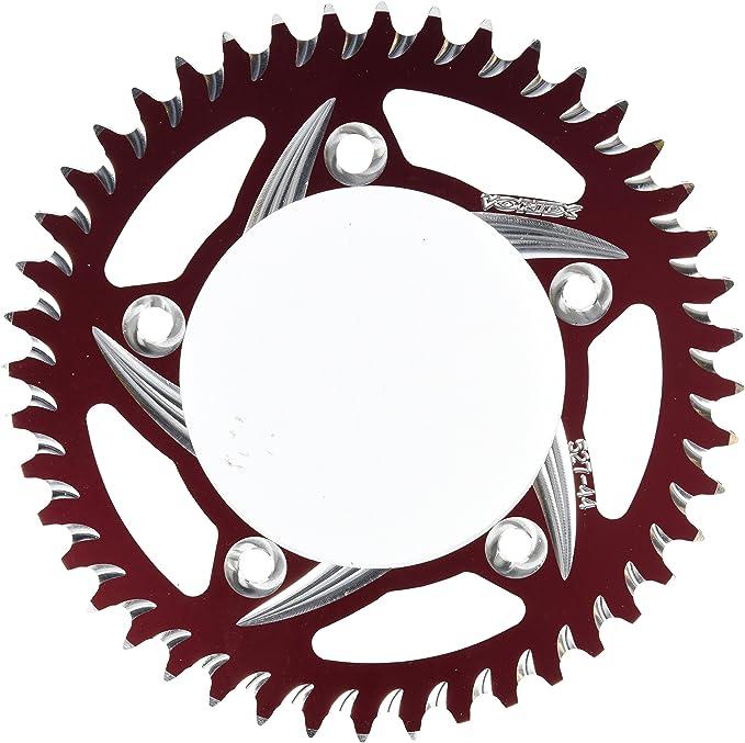 Vortex 824ZR-44 Red 44-Tooth Rear Sprocket