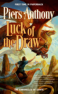 Knot gneiss an astonishing wildly witty xanth adventure kindle luck of the draw the chronicles of xanth fandeluxe Choice Image