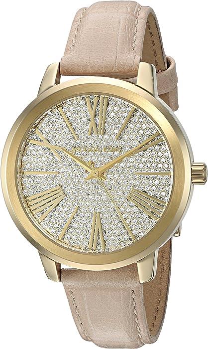 b592d2c48b7 Amazon.com  Michael Kors Women s Hartman Pink Watch MK2480  Michael ...