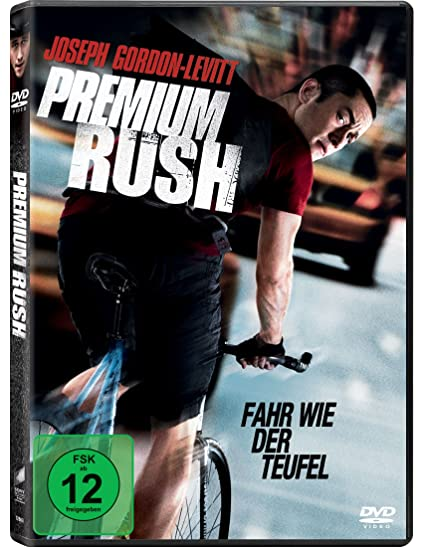 Premium Rush [Alemania] [DVD]: Amazon.es: Joseph Gordon-Levitt ...