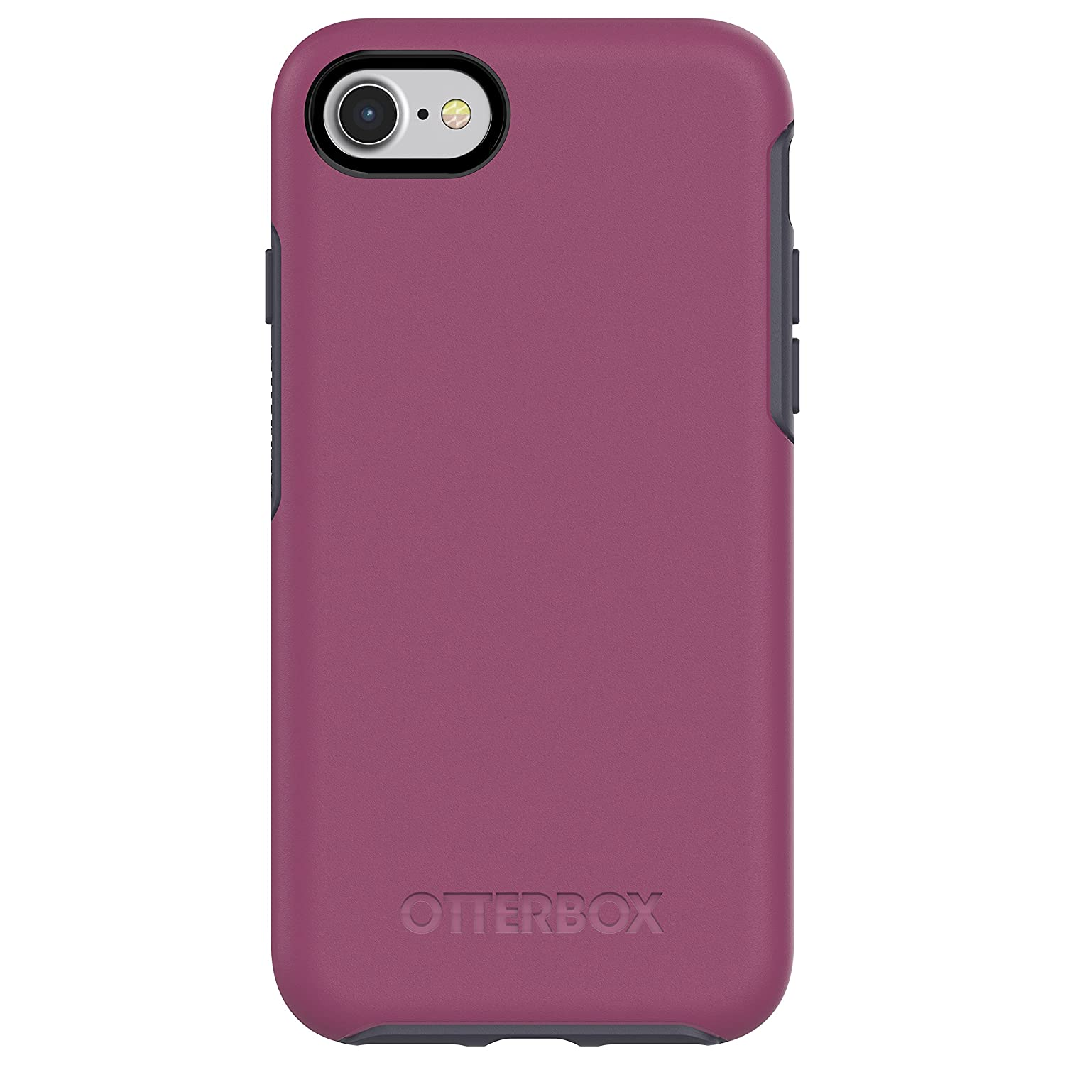 OtterBox SYMMETRY SERIES Case for iPhone 8 & iPhone 7 (NOT Plus) - Retail Packaging - MIX BERRY JAM (BATON ROUGE/MARITIME BLUE)