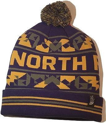 614f60e1 The North Face Ski Tuke V Beanie - Traverse Yellow, One Size: Amazon ...