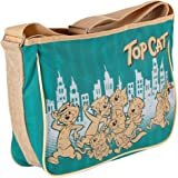 Top Cat Satchel Bag - Retro Cartoon TV Series Accessory