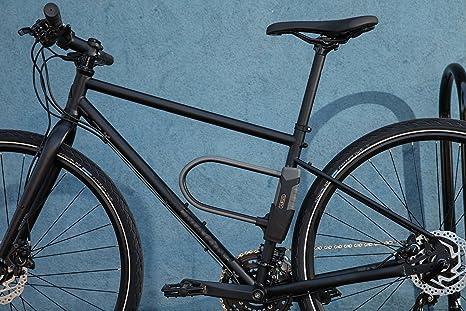 Abus 111860-540/160HB230_+_USH Horquilla Granit X-Plus + USH: Amazon.es: Bricolaje y herramientas