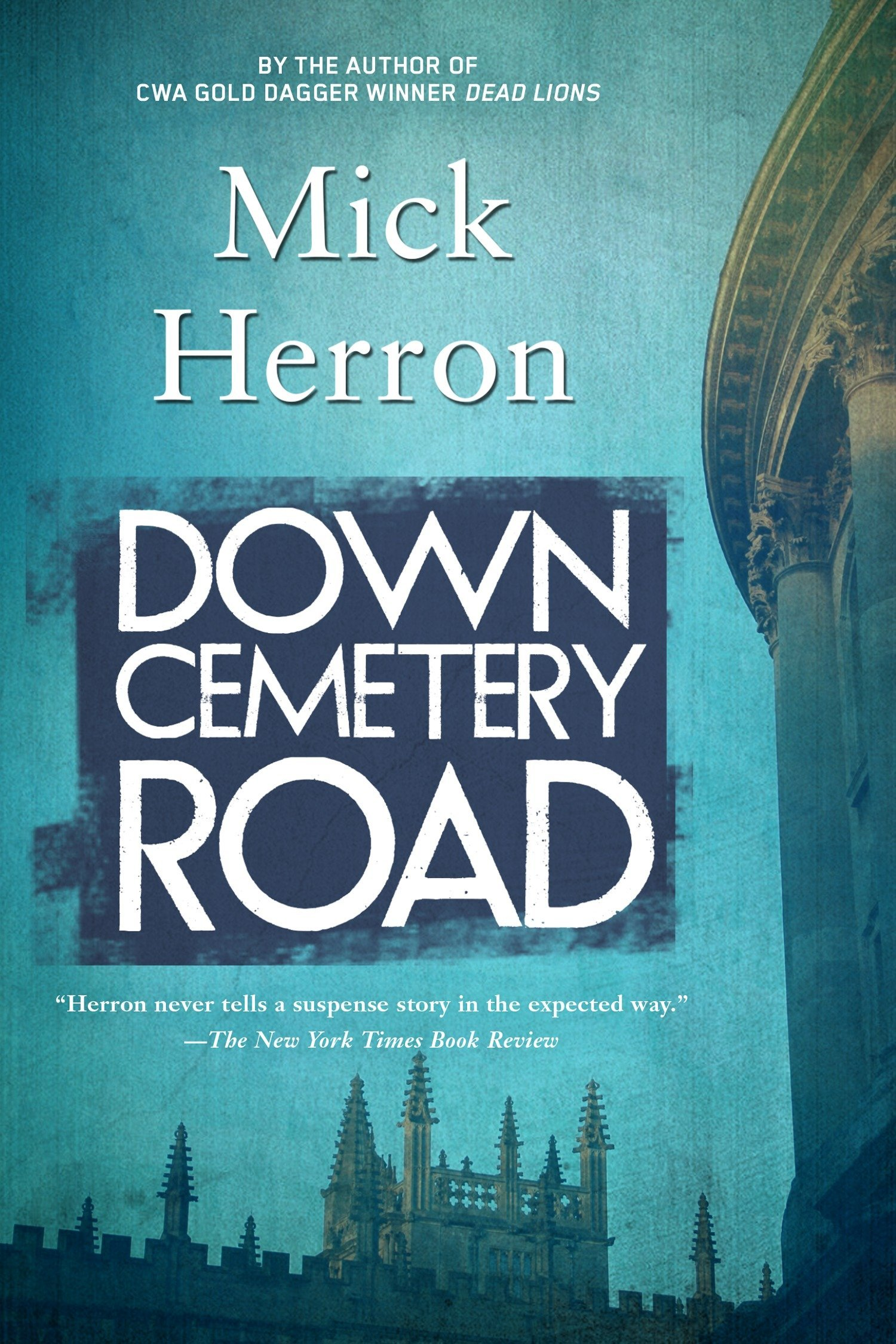 Down Cemetery Road (The Oxford Series, Band 1)