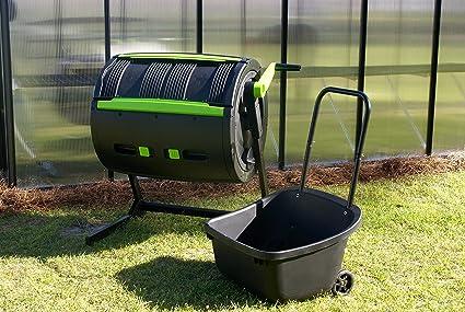 RSI MCT-MC - Vaso para Compost de Dos etapas, Color Negro: Amazon ...