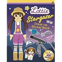 Lottie Dolls: Stargazer Lottie's Sticker Dress-Up Book