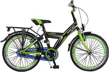 Bicicleta Infantil Niño 20 Pulgadas Popal Funjet Freno Delantero y ...
